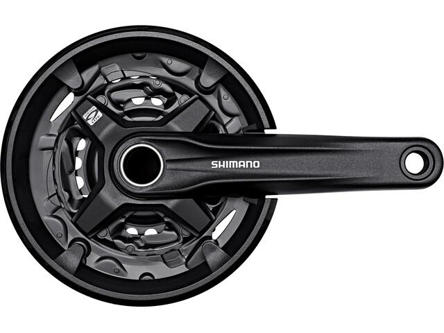 Shimano FC-MT210 Crank Set 40/30/22 teeth 3x9 speed